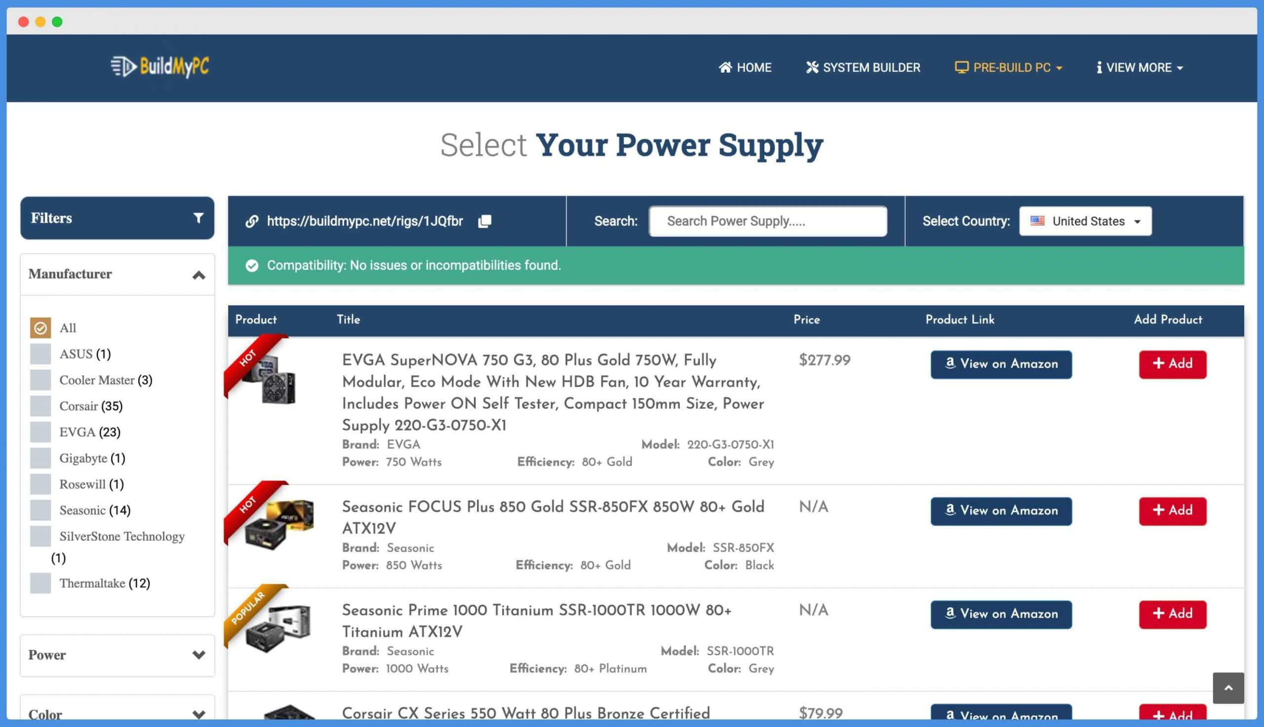 build my pc, build your own pc, buildmypc, check computer compatibility, computer compatibility checker, gaming pc build, pc builder
